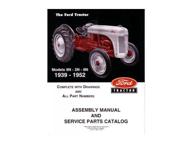 1950 Ford 8n Tractor Parts : Ford tractor n parts numbers
