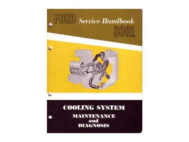 1959 Ford Fairlane Repair Manual