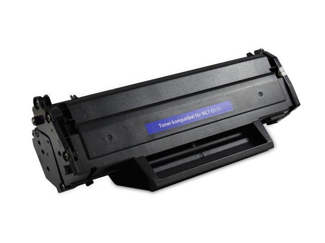 housoftoners compatible black toner cartridge for samsung mlt d111s. Black Bedroom Furniture Sets. Home Design Ideas