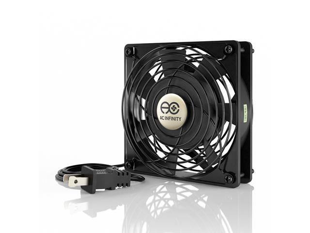 Ac Infinity Axial 1225 Muffin Axial Cooling Fan 115v Ac