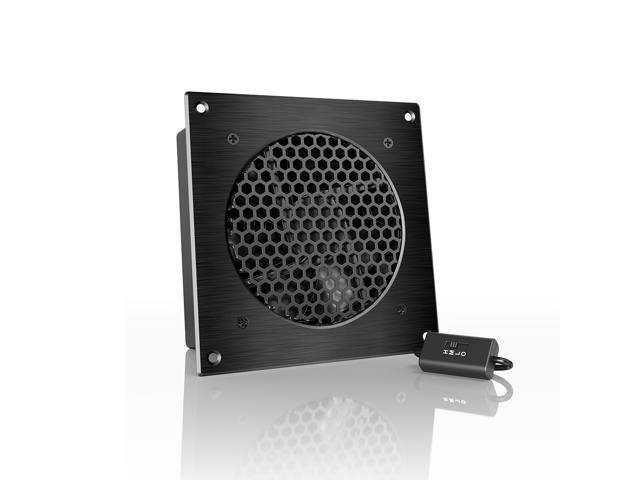 AC Infinity AIRPLATE S3, Quiet Cooling Fan System with Speed ...