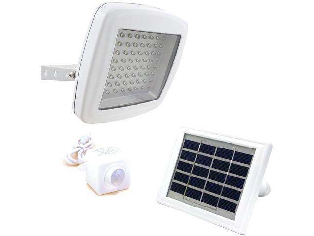 guardian 480x solar security flood light with standalone pir motion sensor and lithium battery 600