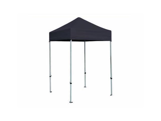 Basic 5u0027x5u0027 Pop Up Canopy/ Instant Tent/ Canopy Tent (Black  sc 1 st  Newegg.com & Basic 5u0027x5u0027 Pop Up Canopy/ Instant Tent/ Canopy Tent (Black ...