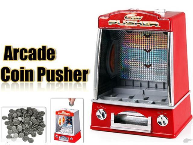 Coin pusher game parts / Snt coin founder free download