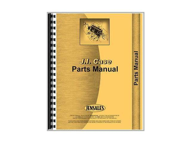 New Case 66L Industrial/Construction Parts Manual