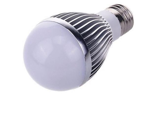 ac dc 24 volt 60 volt 7 watt led light bulb fits e26. Black Bedroom Furniture Sets. Home Design Ideas