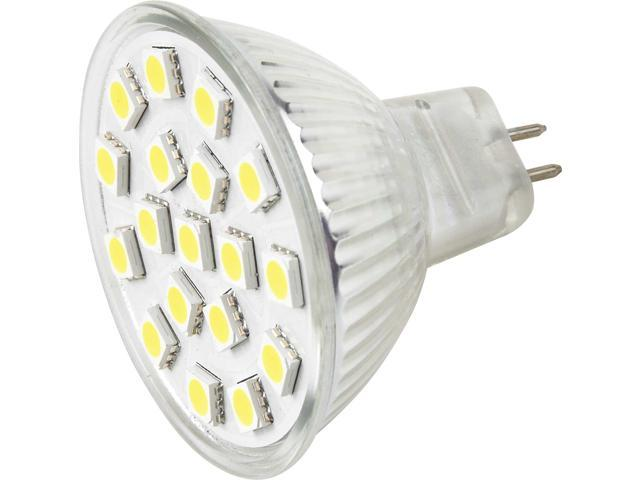 3 Watt 12 Volt Dc Light Bulbs : Ac dc volt watt smd cluster warm white