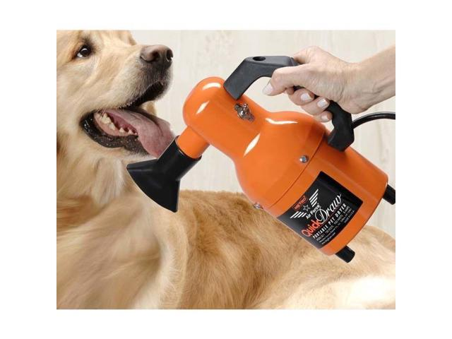 Metropolitan QD-1 Air Force Quick Draw Portable Pet Dryer
