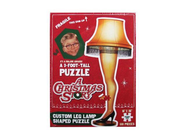A Christmas Story Leg Lamp Puzzle