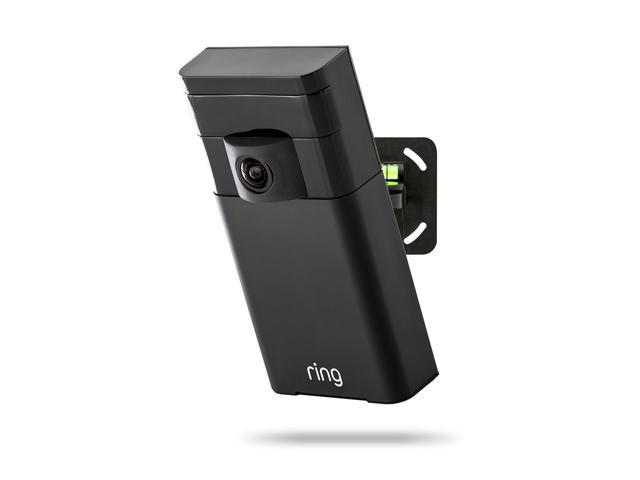 Ring Stick Up Camera, Wi-Fi HD 720P Night Vision 2-Way Audio Cloud Storage Battery Power