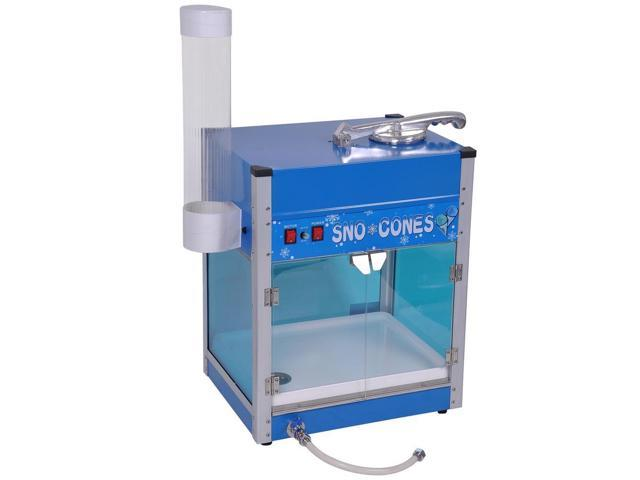 commercial snow cone machine reviews