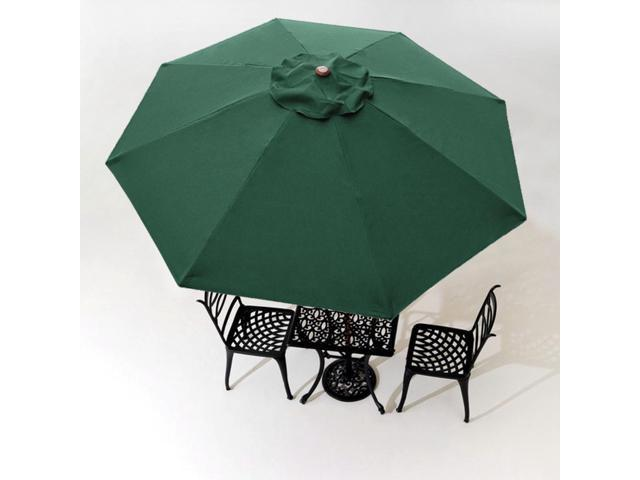 10u0027 Umbrella Replacement Cover Top 8 Rib Deck Outdoor Canopy Garden Beach Patio  sc 1 st  Newegg.com & 10u0027 Umbrella Replacement Cover Top 8 Rib Deck Outdoor Canopy ...
