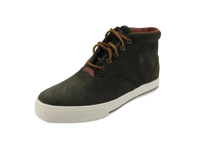 polo ralph mens ankle boots size 8 us wide c d w