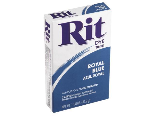 Rit Rit Pwdr Dye Ryl Blu 3221-1666
