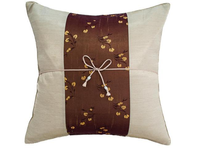Avarada Striped Mei Floral Flower Throw Pillow Cover  : A8Y8120150818813887988 from www.newegg.com size 640 x 480 jpeg 27kB