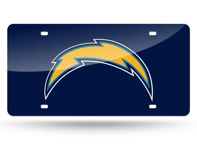 San Diego Chargers Laser License Plate Newegg Ca