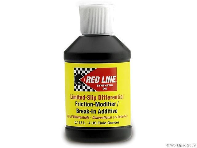 Red Line W0133-1845468 Gear Oil