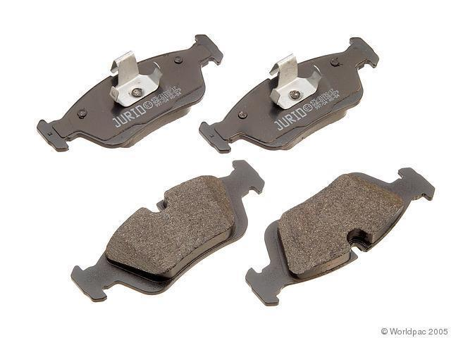 2003 2005 Bmw Z4 Front Disc Brake Pad Newegg Com