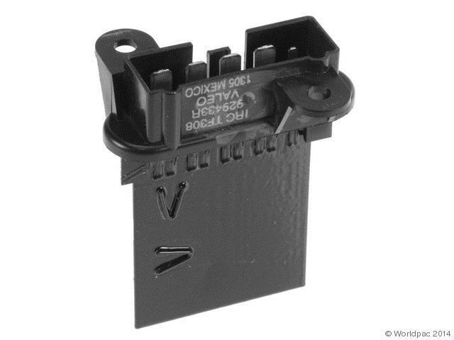 2002 2007 Jeep Liberty Hvac Blower Motor Resistor
