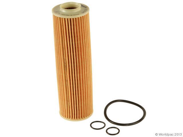 2012 2014 mercedes benz c250 engine oil filter kit for Mercedes benz oil filters