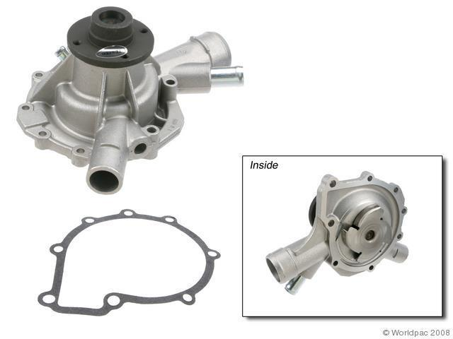 2002 2002 mercedes benz c230 engine water pump for Mercedes benz c230 engine