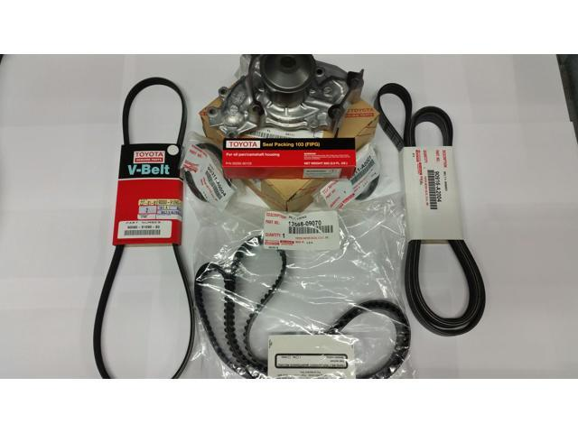 Genuine Oem Replacement Toyota Camry 19932006 Timing Belt Kit