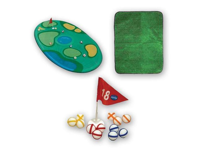 Pro-Chip Island Golf Swimming Pool Game