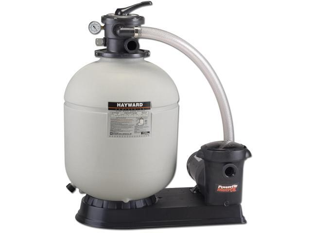 Hayward Pro Series 21 Inch Above Ground Pool Sand Filter
