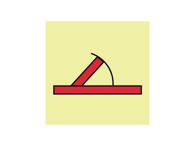 Nmc imo p symbol a class swing fire door