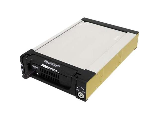 Addonics DCHD256EU3 Diamond Cipher Combo HDD for SATA hard drive with eSATA or USB 3.0/2.0 External Connection