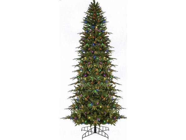 6' Pre-Lit Slim Palisade Artificial Christmas Tree