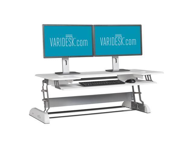Height Adjustable Standing Desk For Cubicles Varidesk