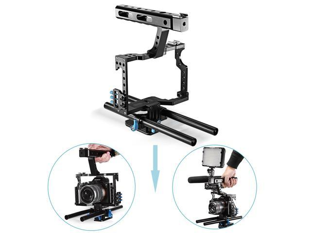 Sony movie making equipment