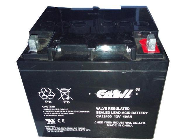 casil 12v 40ah 45ah 50ah for wheelchair battery replaces 38ah yuasa np38 12. Black Bedroom Furniture Sets. Home Design Ideas