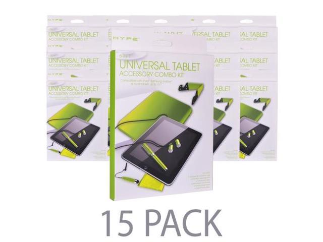 HYPE UNIVERSAL TABLET ACCESSORY COMBO KIT
