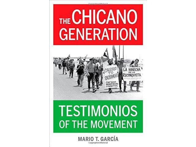 chicano movement thesis