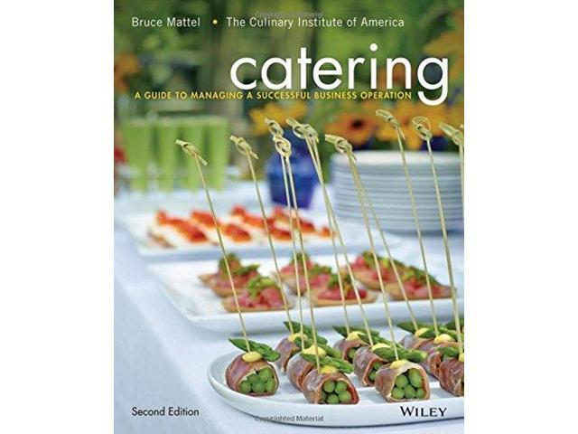 Catering and event management business plan – Catering Business Plan