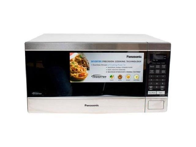 Panasonic Nn Sn744s 1 6 Cu Ft Microwave