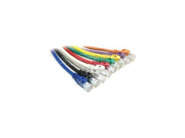 Axiom AXG94266 Patch Cable - Rj-45 (M) To Rj-45 (M) - 1 Ft - Utp - Cat 6 - Molded, Stranded, Snagless, Booted - Yellow