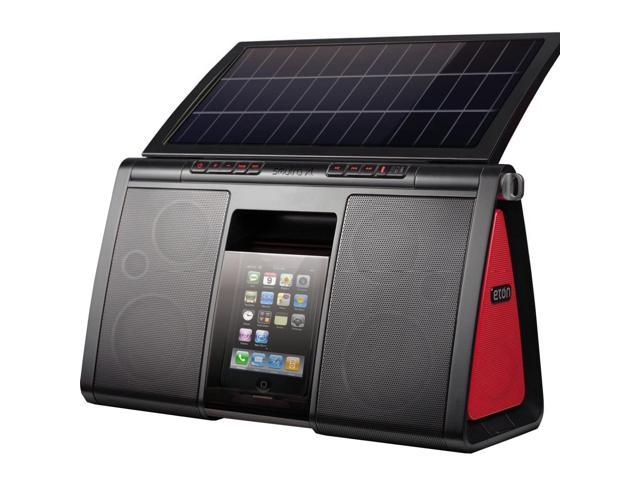 Eton Soulra XL Solar-Powered Sound System for iPod/iPhone NSP500B