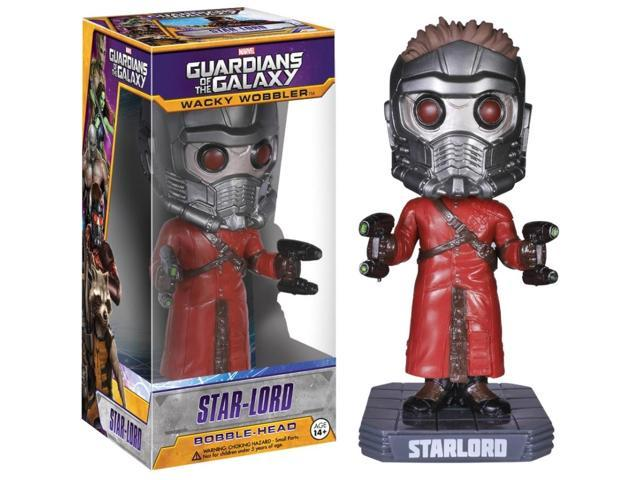 Guardians Of The Galaxy Star-Lord Funko Marvel Wacky Wobbler
