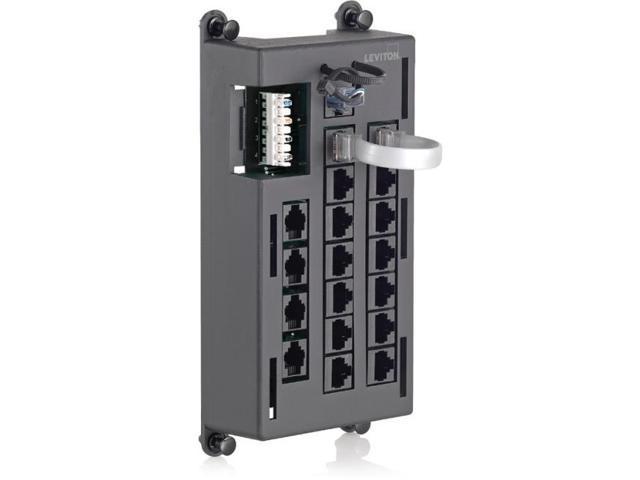 Leviton Phone Input Distribution Panel (TIDP) (476TL-T12) - Newegg.com