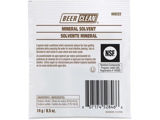 Diversey Beer Clean Mineral Solvent
