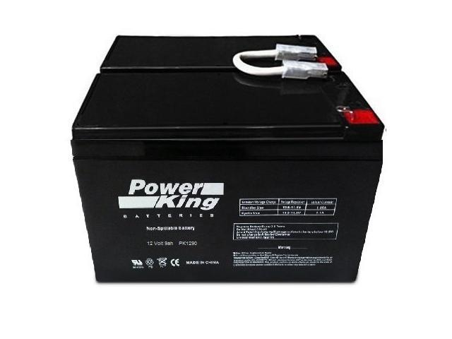 Ups Battery For Apc Back Ups Rs 1300 Lcd 12v  9 0amp