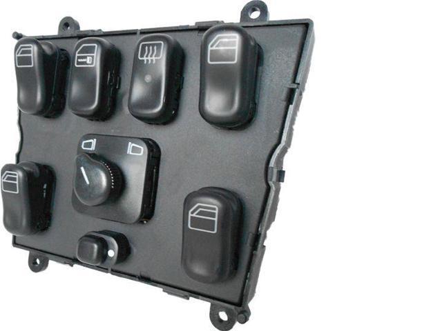 Switch doctor mercedes benz ml430 master power window for Mercedes benz window switch