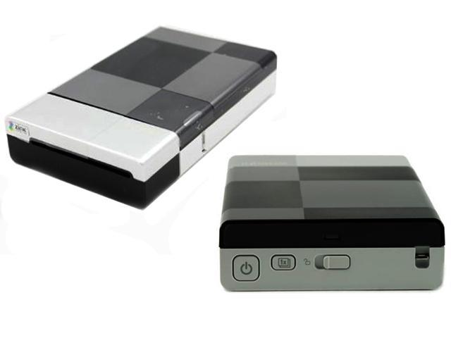 Dell Wasabi PZ310 MOBILE Photo Printer Black  H088J  Neweggcom # Wasbak Mobiel_001629