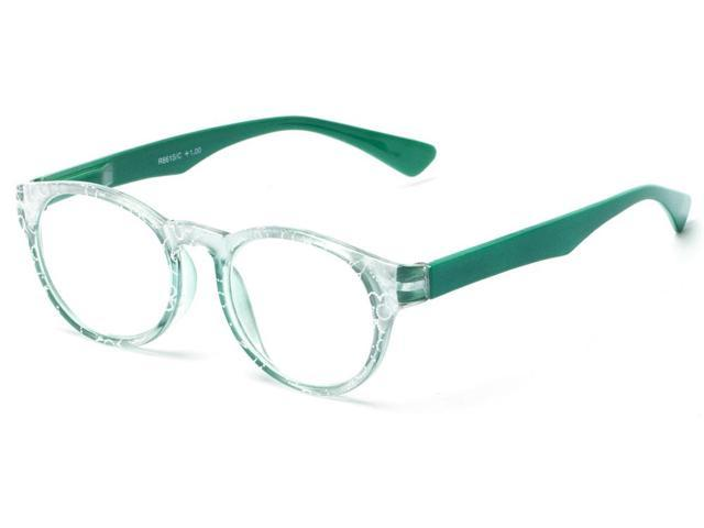 Jade Green Eyeglass Frames : Readers.com The Coral +1.75 Jade Green Reading Glasses ...