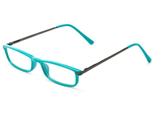 Readers.com The Leading Lady +4.00 Teal/Grey