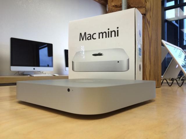 refurbished mid 2011 mac mini 2ghz i7 4gb ram 2 x 500gb. Black Bedroom Furniture Sets. Home Design Ideas