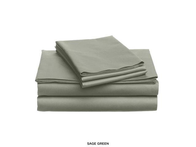 TagCo Ultra-Soft 1800 Series Double-Brushed Sheets - 4-Piece Set